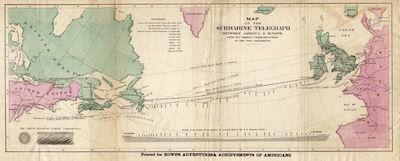 Kabel über den Atlantik