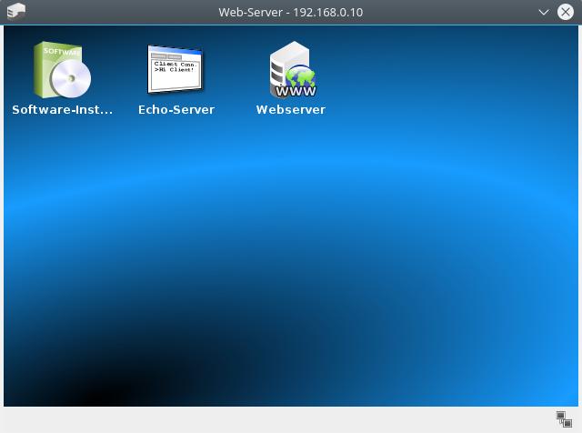 Webserver mit mehreren Prozessen