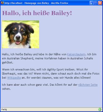 Anzeige von bailey1