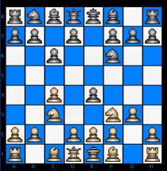 Schachspielzustand