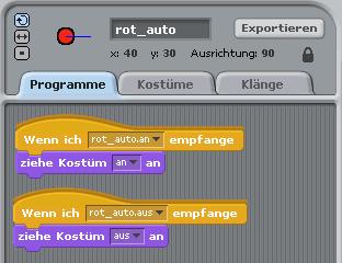 Programme von rot_auto