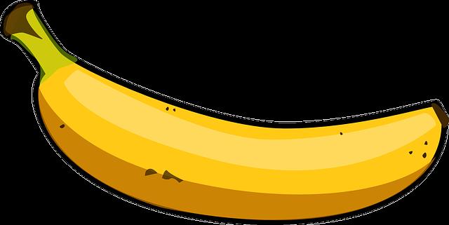 gelbe Banane